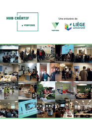 Présentation du Hub Créatif de Verviers