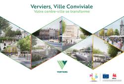 Visite guidée du chantier « Verviers ville conviviale » - annulée en raison du Covid-19