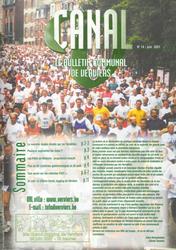 Canal V n°14 - juin 2001