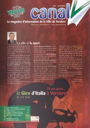 Canal V n°18 - avril 2002