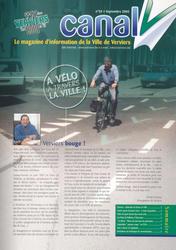 Canal V n°20 - septembre 2002