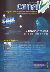 Canal V n°22 - mars 2003
