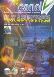 Canal V n°24 - septembre 2003