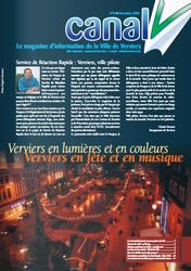 Canal V n°25 - décembre 2003