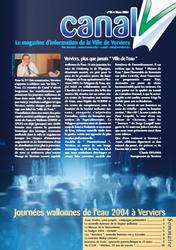 Canal V n°26 - mars 2004