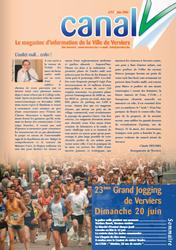 Canal V n°27 - juin 2004