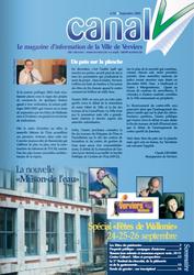 Canal V n°28 - septembre 2004
