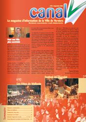 Canal V n°32 - septembre 2005