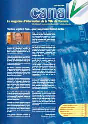 Canal V n°34 - mars 2006