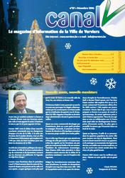 Canal V n°37 - décembre 2006