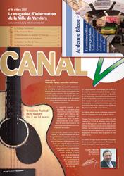 Canal V n°38 - mars 2007