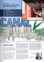 Canal V n°39 - juin 2007