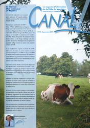 Canal V n°48 - septembre 2009