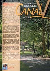 Canal V n°50 - Mars 2010