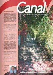 Canal V n°57 - décembre 2011