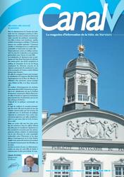 Canal V n°59 - juin 2012