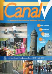 Canal V n°63 - juin 2013