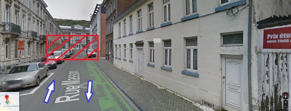 passage pietonnier belgacom 2