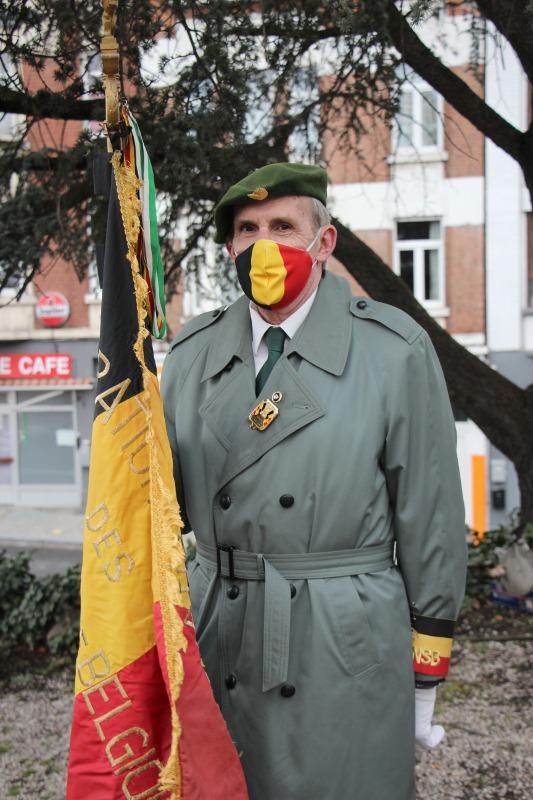 Hommage aux Para-Commandos tombés en mission